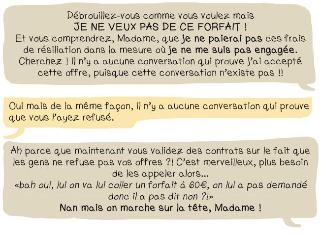 La Poste Mobile - Conversation