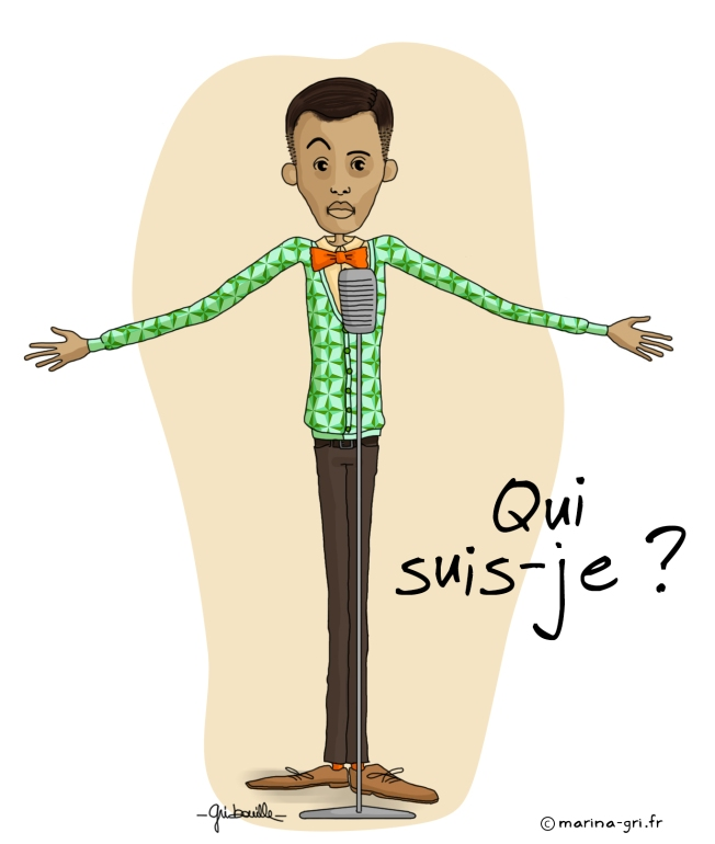 Dessin Stromae