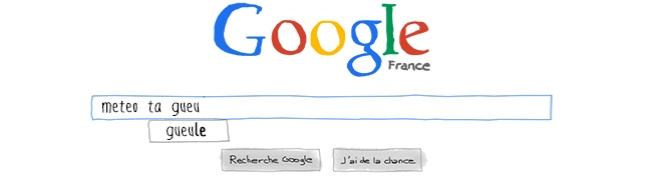 Illustration recherche google