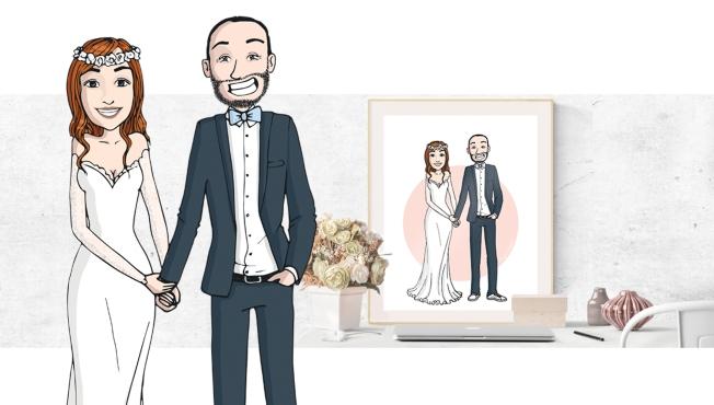 illustration-de-mariage
