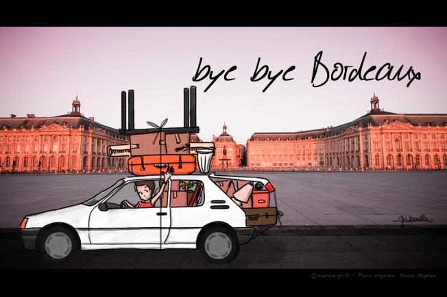 Bye Bye Bordeaux