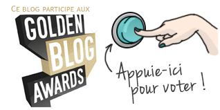 Golden Blog Awards - Bouton 2