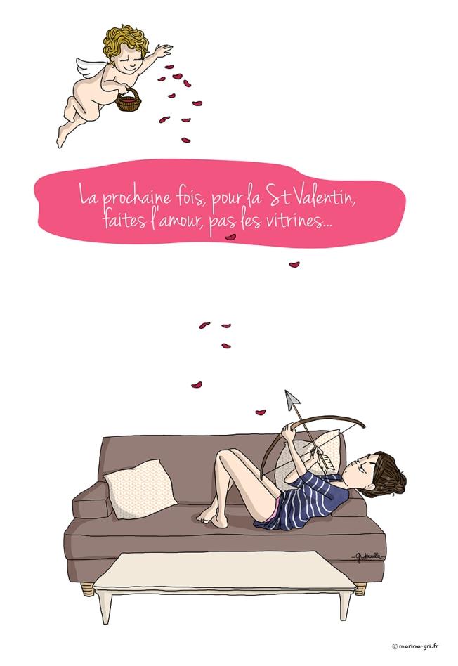 Saint valentin - cadeaux pourris - Faites l'amour pas les vitrines - 5